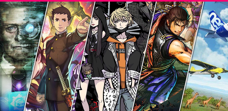 """Neo: The world ends with you"" y ""Samurai warriors 5"", las novedades en videojuegos de esta semana"
