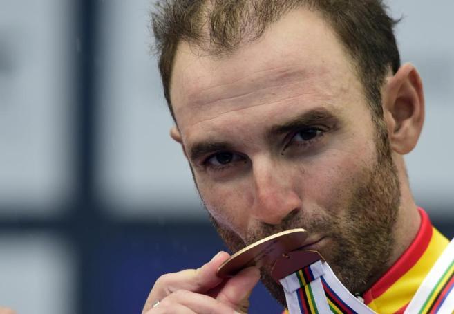 Alejandro Valverde busca el sexto oro