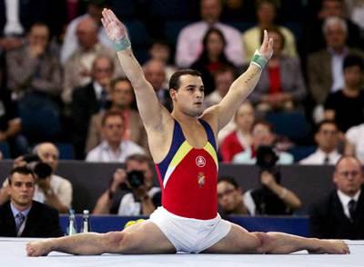 España en los Campeonatos del Mundo de gimnasia artística