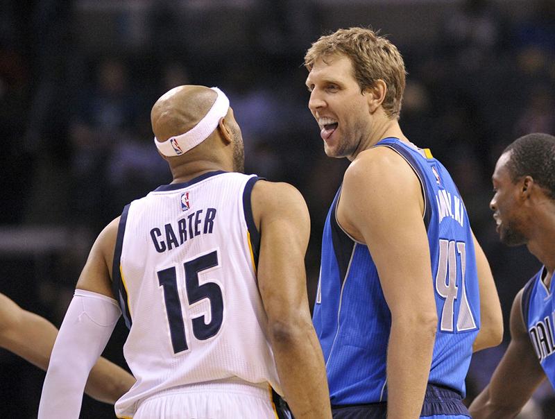 Los venerables ancianos de la NBA