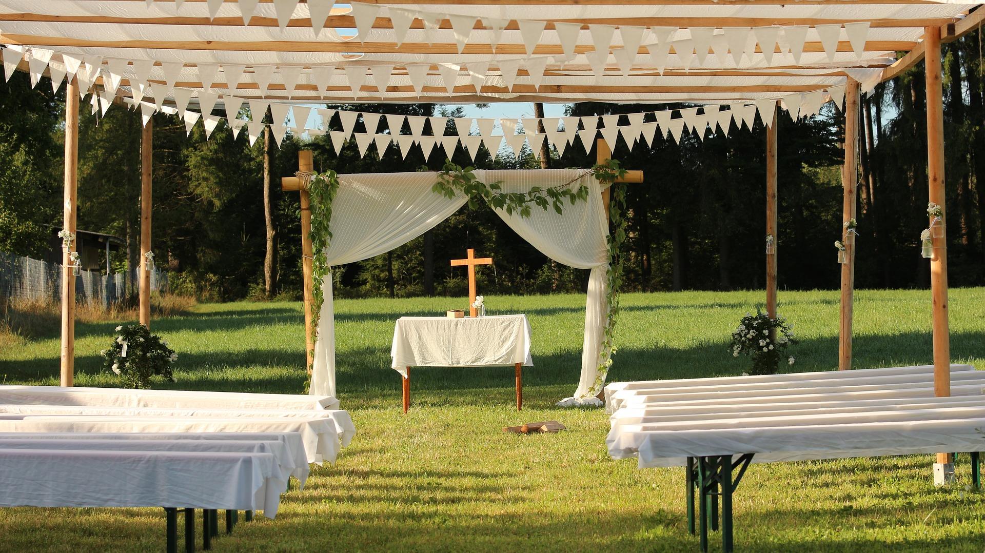 Invitados, aquí es donde os tenéis que sentar en la ceremonia