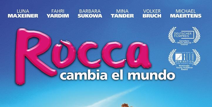 OFRECEMOS UN CLIP EN EXCLUSIVA DEL FILME 'ROCCA CAMBIA EL MUNDO', DISTRIBUIDO POR EUROPEAN DREAMS FACTORY, CUYO ESTRENO SE CELEBRARÁ EL 4 DE DICIEMBRE