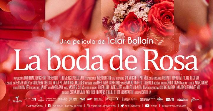 'La boda de Rosa' (Icíar Bollaín) arrasa en la 76 Gala de las Medallas CEC al cosechar 6 galardones