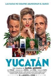 """""""Tesis"""" sobre el éxito de la comedia española 2018 (Yucatán, Campeones y El mejor verano de mi vida)"""