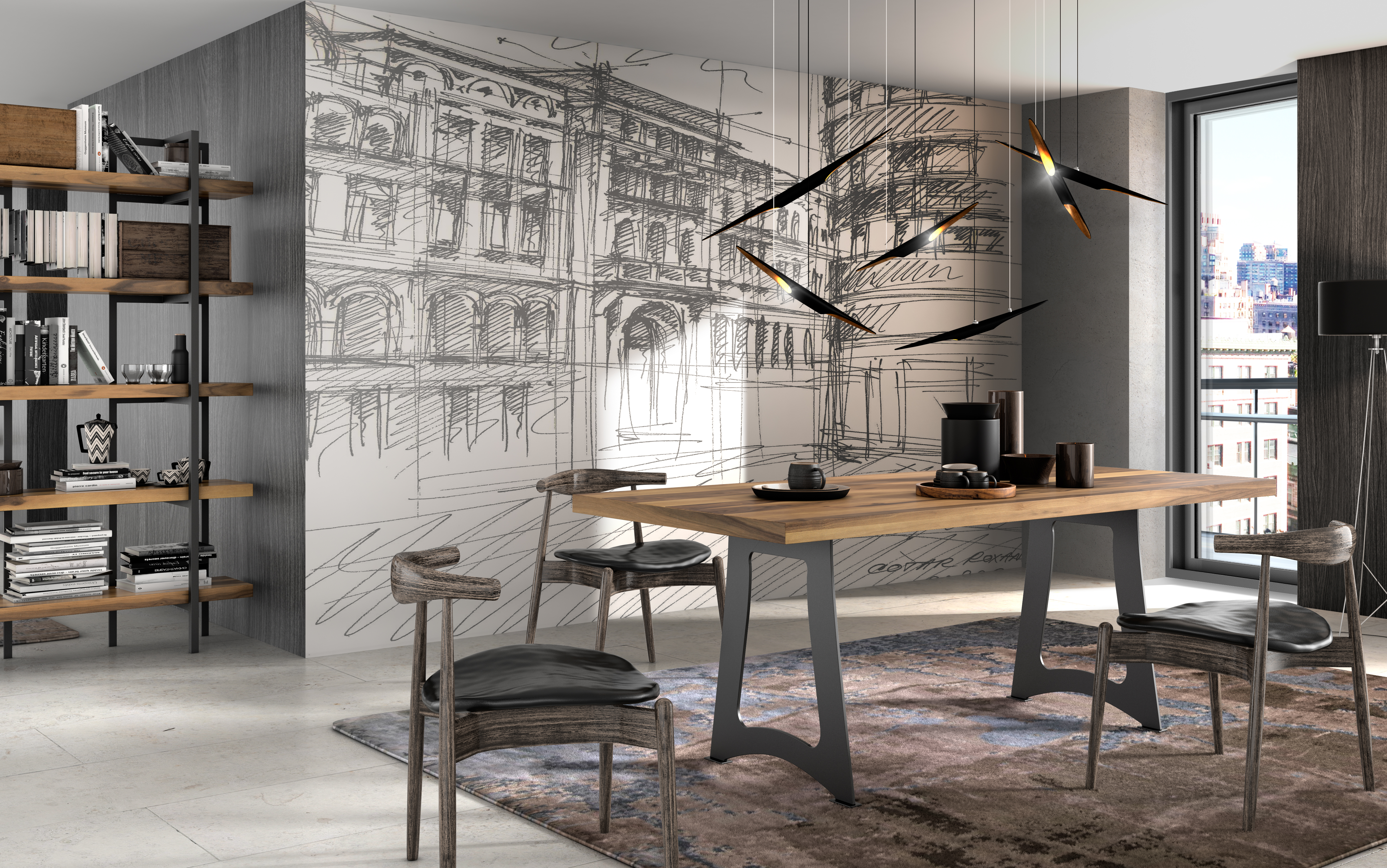 Tendencia Loft, cómo decorar estilo industrial
